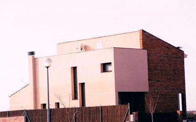 Casa estil Línies rectes